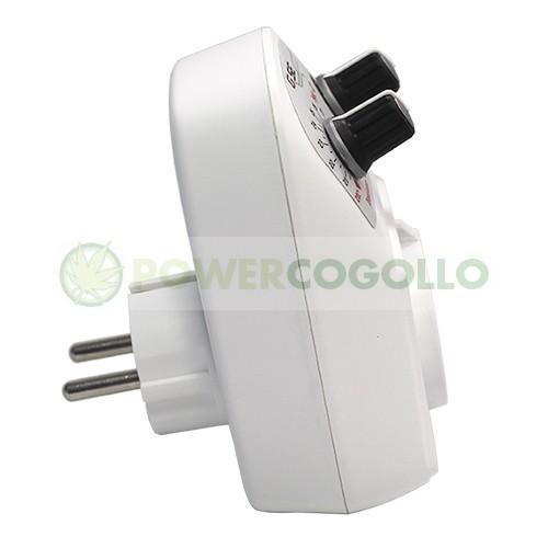 Controlador Temperatura y Velocidad Mínima de 5A (GSE) 2