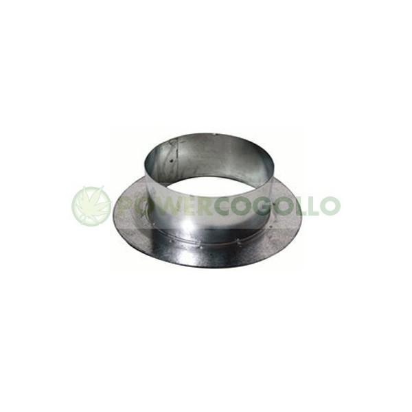 Manguito Corona Metálico para extracción de cultivo 0