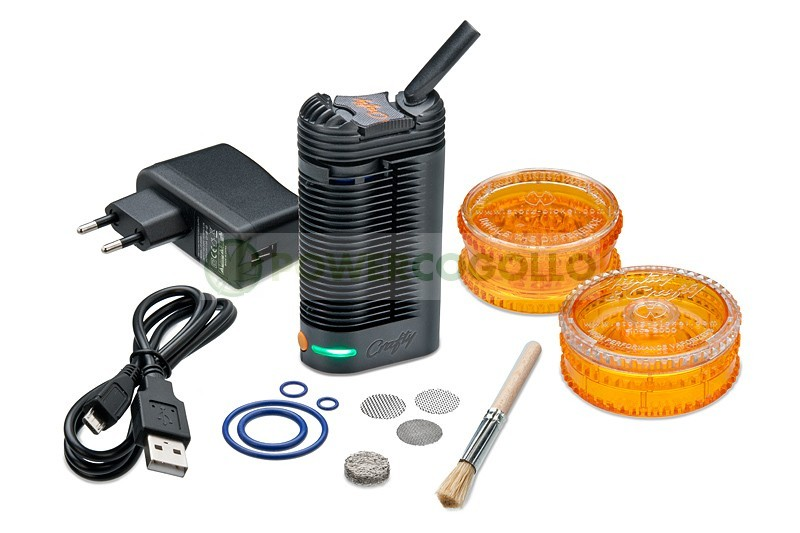 Vaporizer Volcano CRAFty portable-JUEGO COMPLETO CRAFTY 0