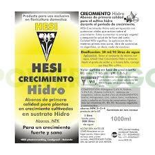 comprar Hesi Crecimiento Hidro Abono Cultivo Marihuana 1