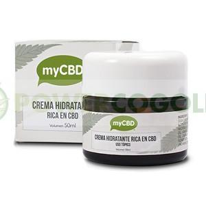 CREMA FORTE CON CBD (MYCBD)-50ml 1