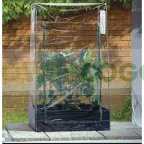 Cubierta de Plástico para Mini Grow Bed Invernadero 0