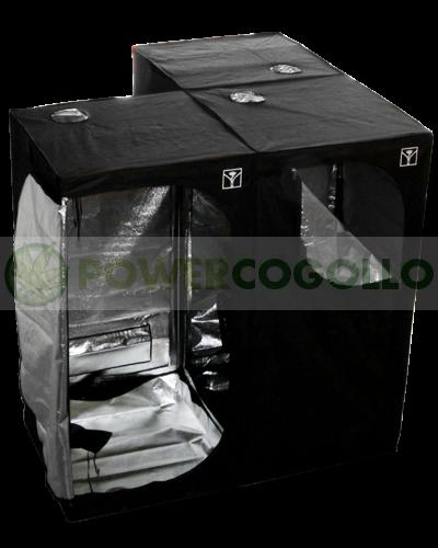 Armario CultiBox SG COMBI 100x100x200 cm 1