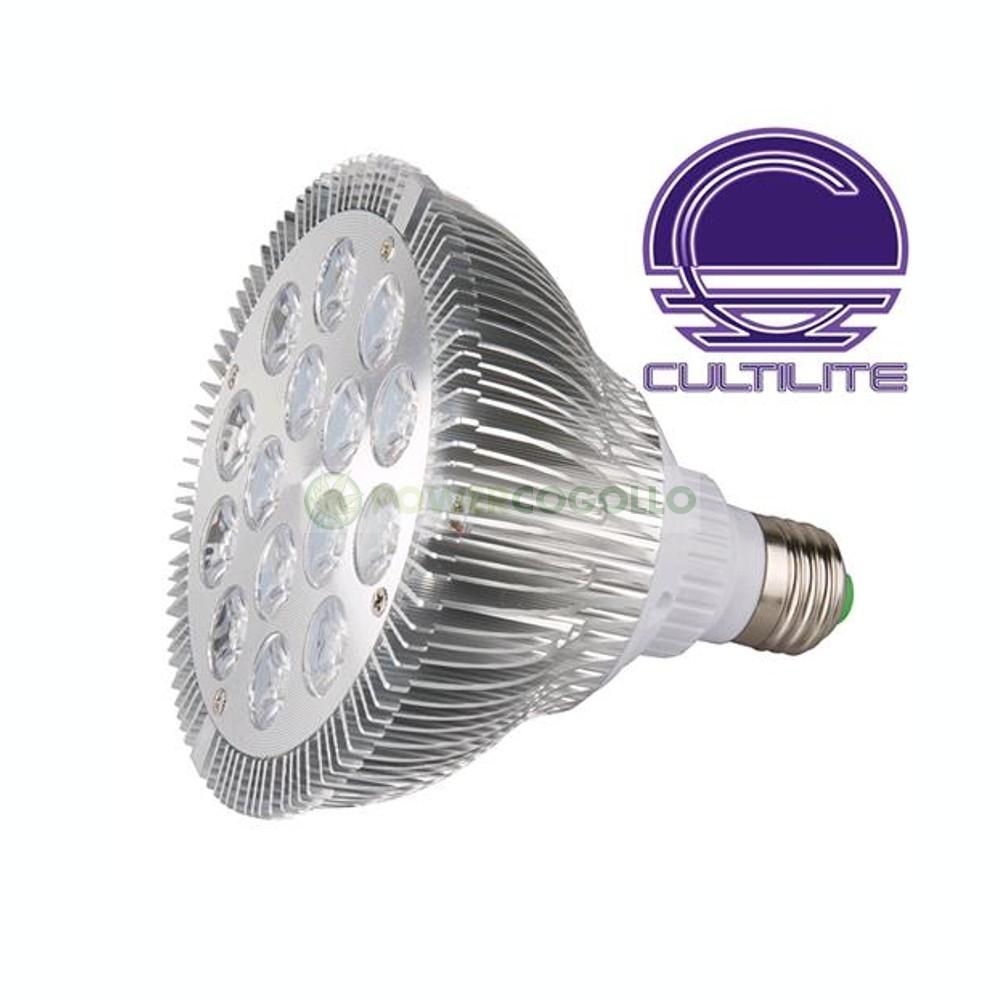 Cultilite LED Spot 15W (Crecimiento-Floración) 0