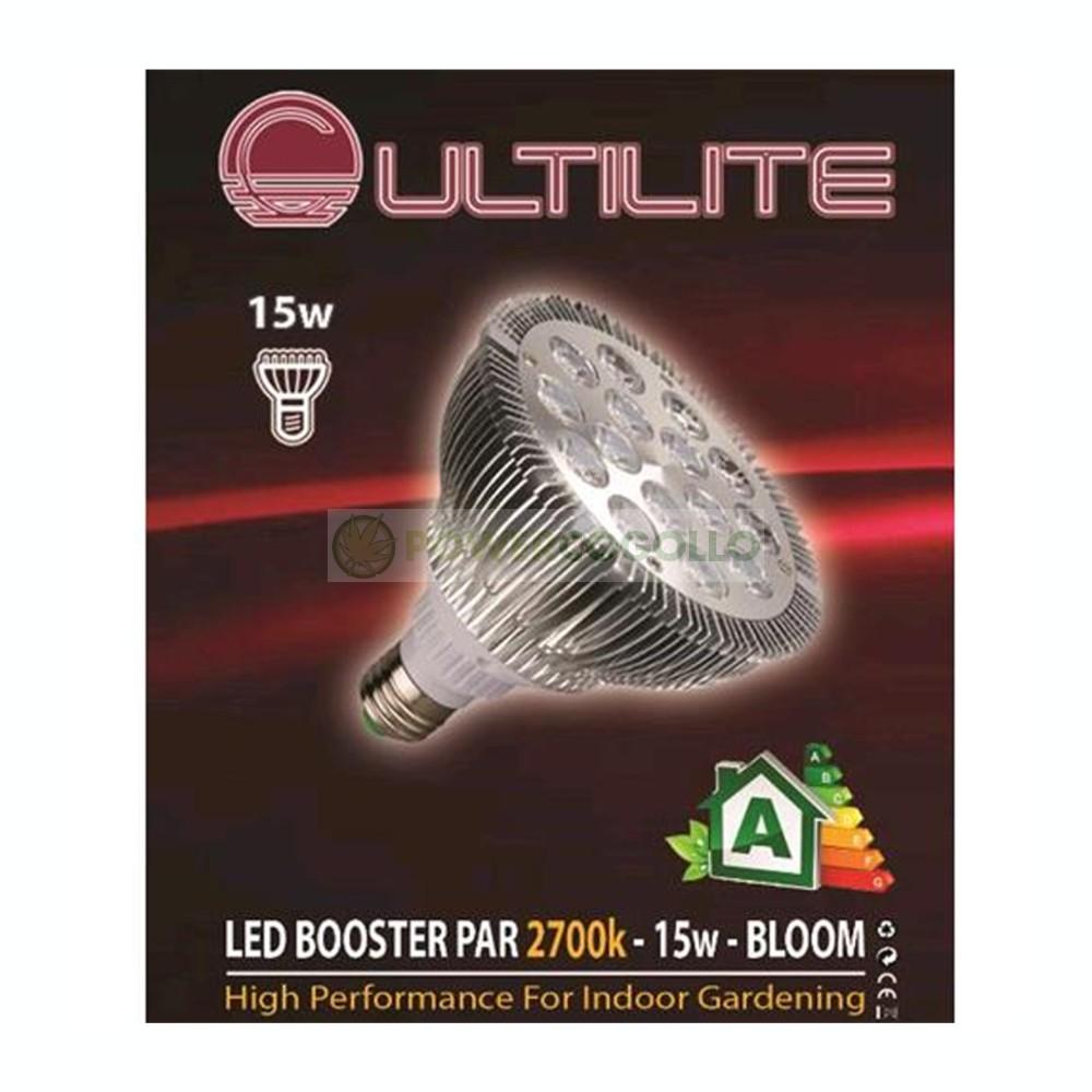Cultilite LED Spot 15W (Floración) 2