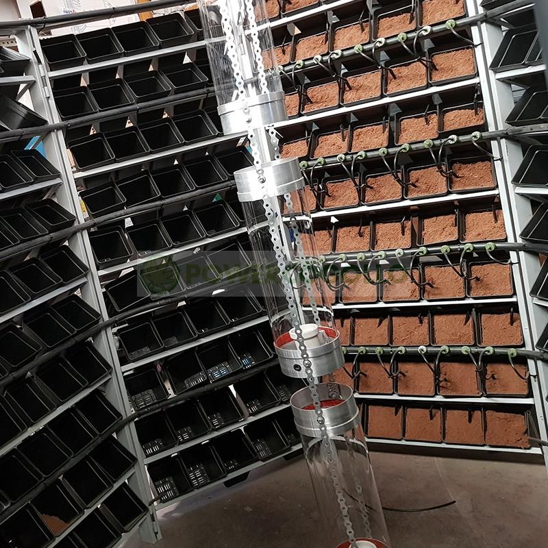 Cultivo Vertical Hidropónico 400 Plantas 3