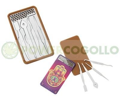 Tarjeta Dabit Card Vsyndicate - Modelo Hamsa (Dabber portátil) 0