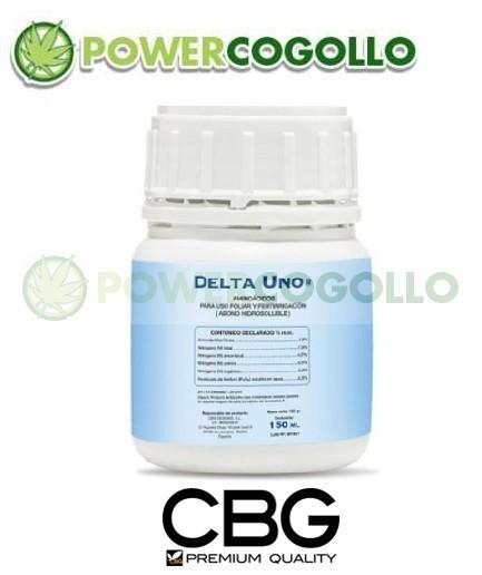 Delta Uno Cannabiogen Estimulante de Raices 0