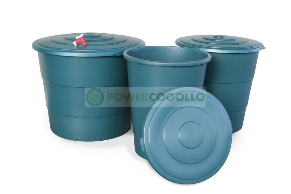 Depósito-Agua-Redondo-Verde 0