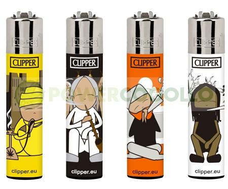Mechero Clipper diferentes Modelos Recargables 0