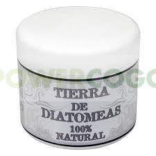 Tierra de Diatomeas THC, plagas 0
