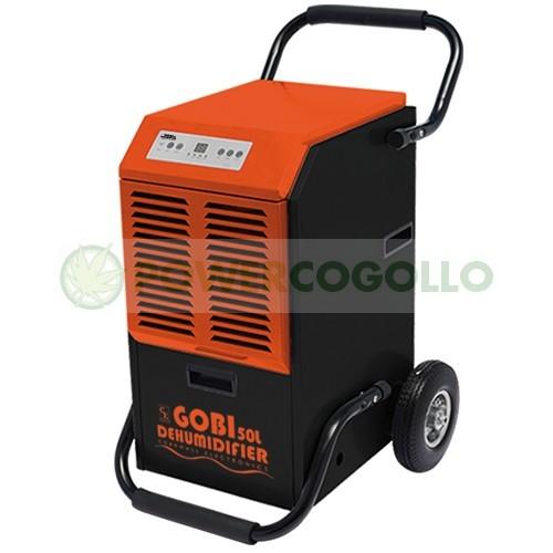 Deshumidificador Industrial GOBI 50L/día 0