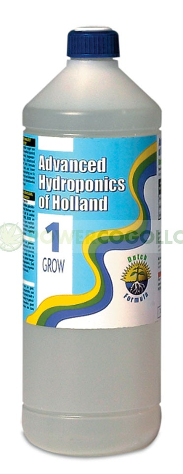 Dutch Fórmula Grow 1 (Advanced Hydroponics) 1