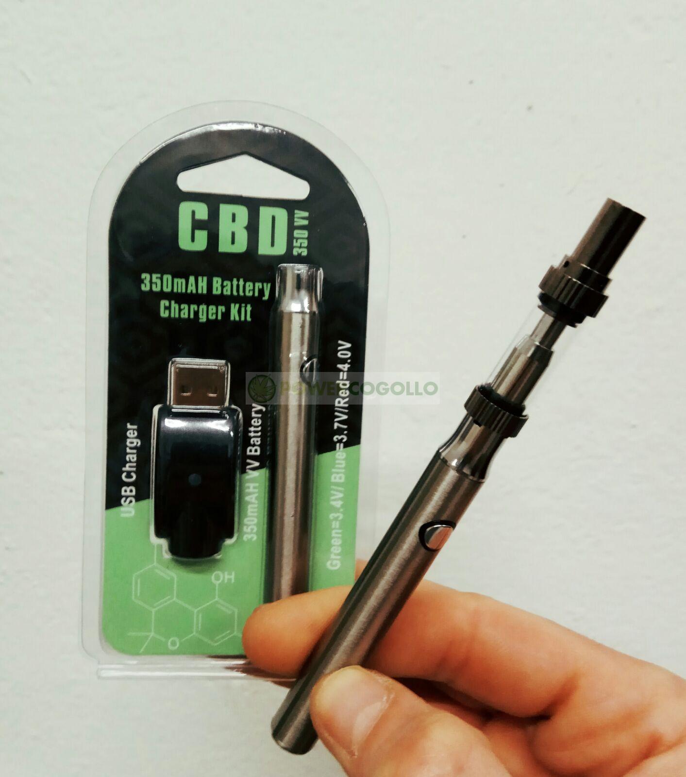 E-CIGARRO CBD + ATOMIZADOR 1