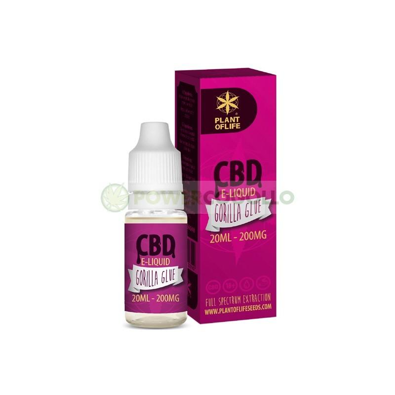 E-Liquid-CBD-1%-200mg-Sabores-Marihuana-20ml-Plant-of-Life 0