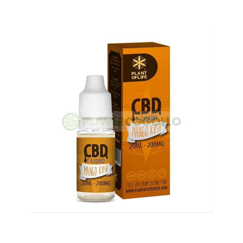 E-Liquid-CBD-1%-200mg-Sabores-Marihuana-20ml-Plant-of-Life 1