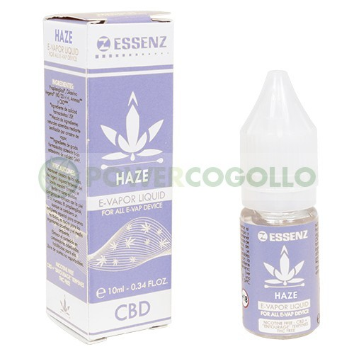 E-Liquid Hemp Haze CBD 300mg 10ml Essenz) 0