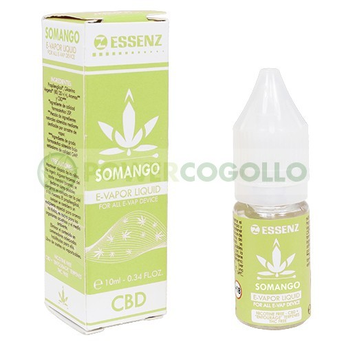 E-Liquid Somango CBD 300mg 10ml Essenz) 0