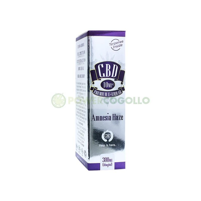 E-Liquid CBD Premium Amnesia Haze 10ml (CbdCure) 300mg 0