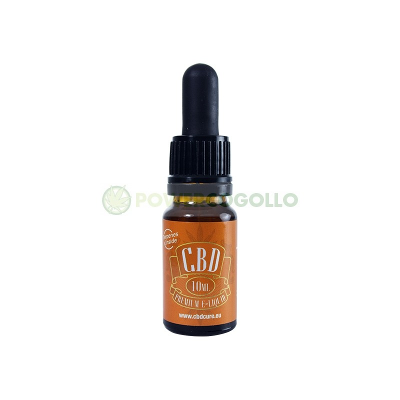E-Liquid CBD Premium Mango Kush 10ml (CbdCure)  0
