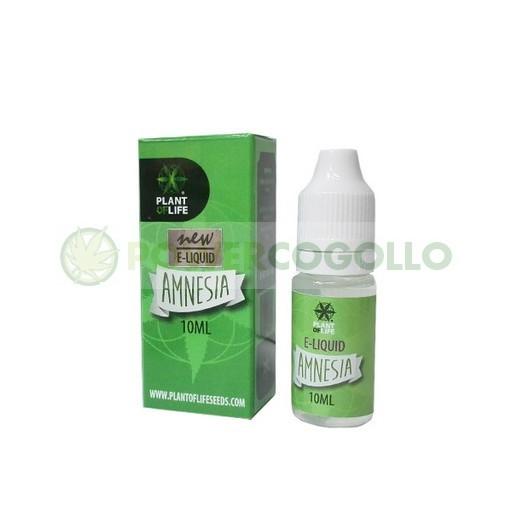 E-Liquid con Terpenos Amnesia-10ml-Plant of life 2