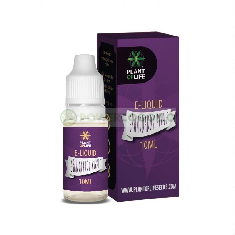 E-Liquid con Terpenos Granddaddy Purple-10ml-Plant of life 9