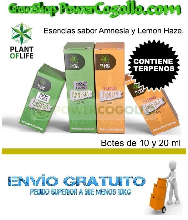 E-Liquid con Terpenos Marihuana (Plant of life) 5