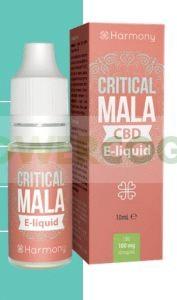 E-Liquid Critical Mala con CBD (Harmony) 0