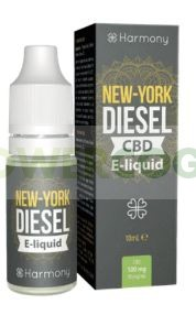 E-LIQUID TERPENOS NEW-YORK DIESEL (HARMONY) 0
