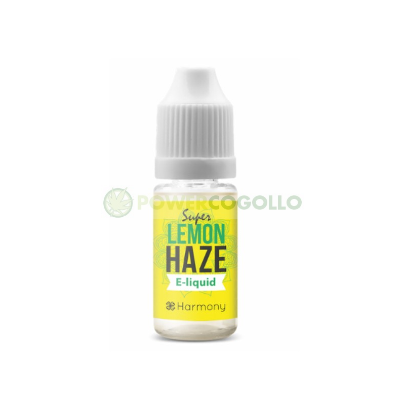 E-LIQUID TERPENOS SUPER LEMON HAZE (HARMONY) 1