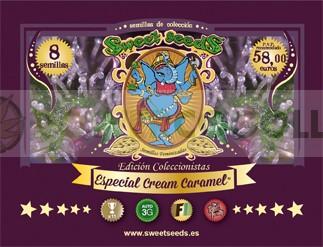 Ed. Especial Cream Caramel (Sweet Seeds) Semillas Feminizadas 0