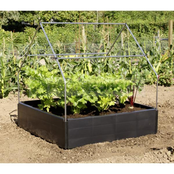 Estructura Metálica para Grow Bed (1x1 M.) 0