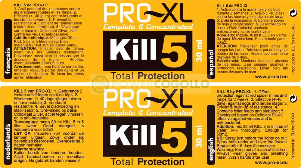 KILL 5 PRO-XL 0