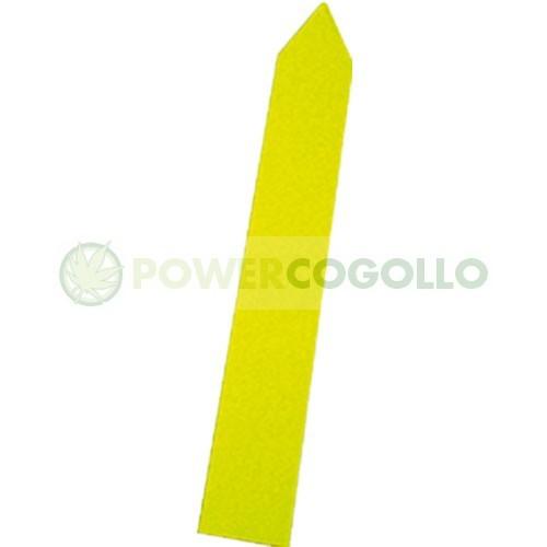 Etiquetas Picar Amarillas 1,6 x 12cm 0