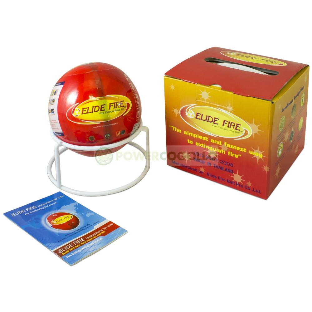 Extintor Bola automática ApagaFuegos Elide Fire 1
