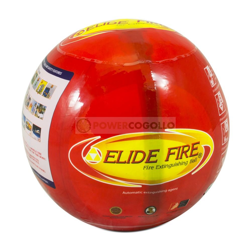 Extintor Bola automática ApagaFuegos Elide Fire 0