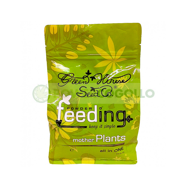 GROW/MOTHER PLANTS GREEN HOUSE FEEDING POWDER 1