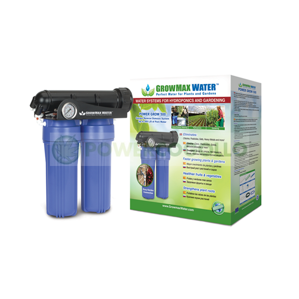 FILTRO DE OSMOSIS POWER GROW 500 Lt/Día 0