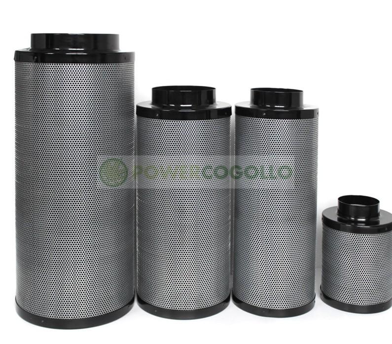 Filtro de Carbón Falcon (Vanguard Hydroponics) 250x1000mm (1900m3/h) 1