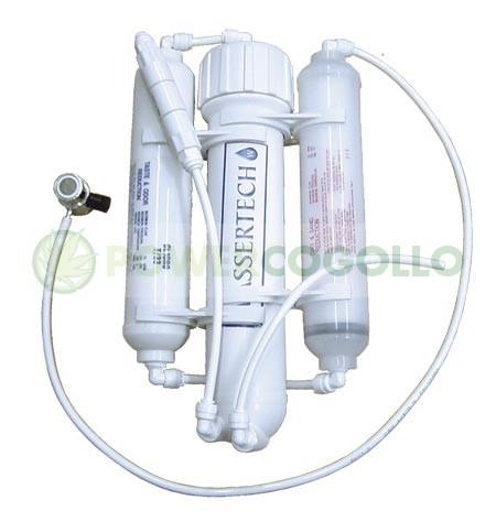 Filtro de Osmosis Wassertech 150-190 l/día 0