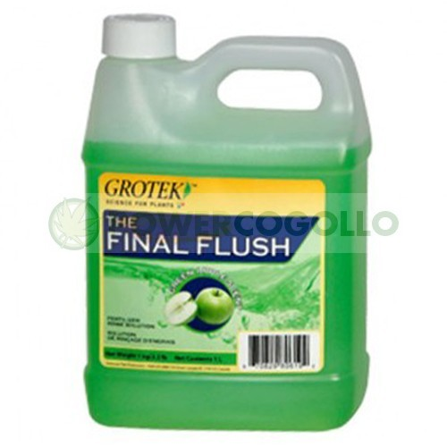 Final Flush  MANZANA(Grotek) 1