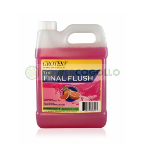 Final Flush sabor POMELO (Grotek) 1