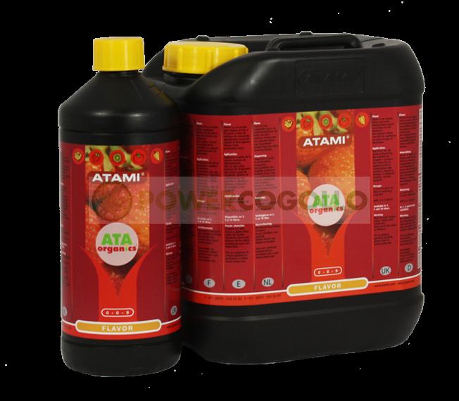 Flavor Ata Organics es un Abono que mejora el sabor y olor de la marihuana 0