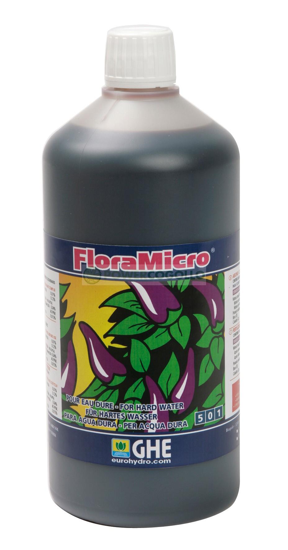 Abono Flora Micro de General Hydroponics 0