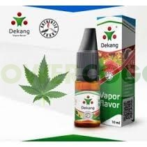 Esencia E-Liquid Flux-Marihuana Cigarro Electrónico Sabor Cannabis 0