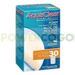 Filtro Aquaclear 30 Foamex  0