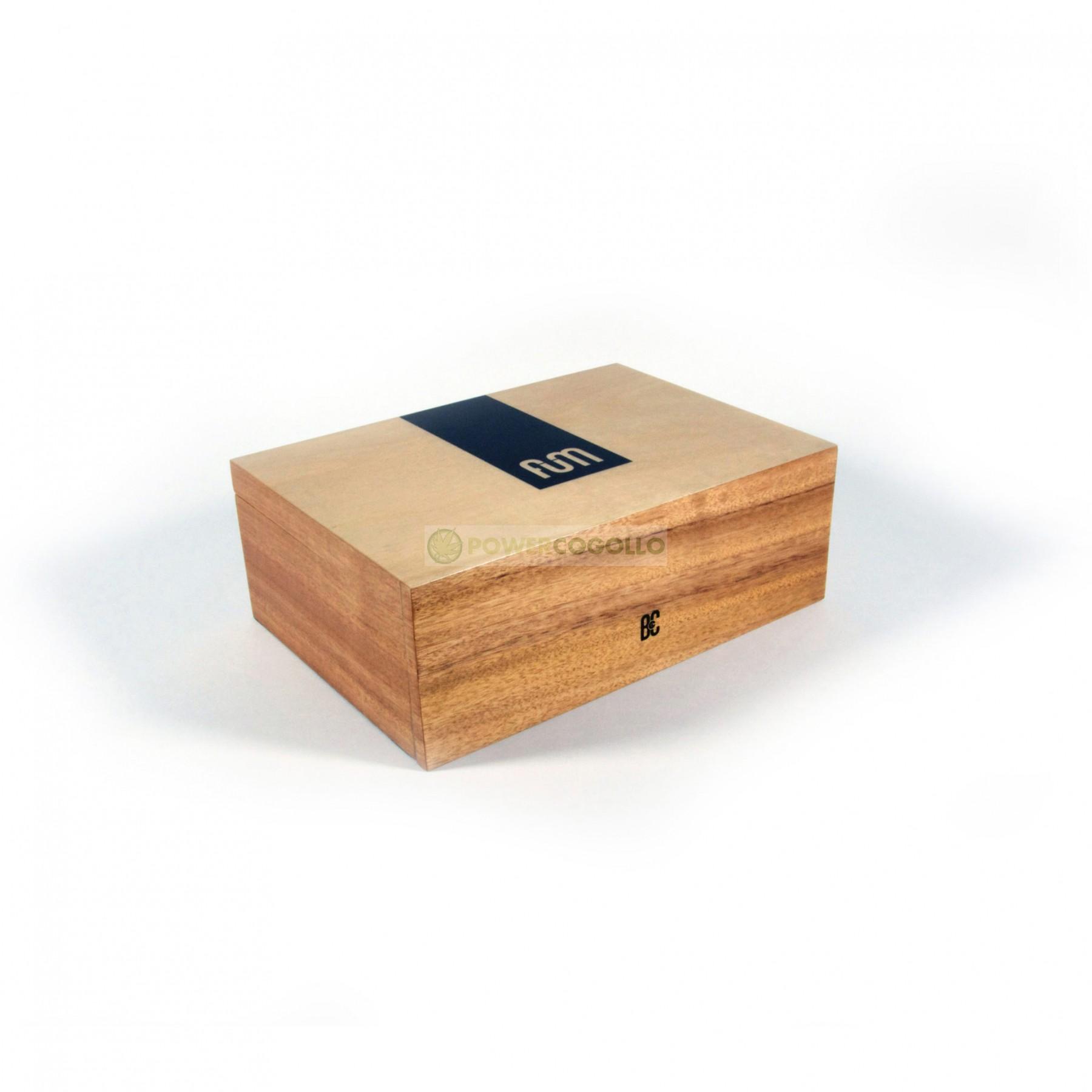 Caja FumBox de Curado Humidor Grande 1