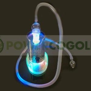 Vaporizador Eléctrico con Luz SVR110 1