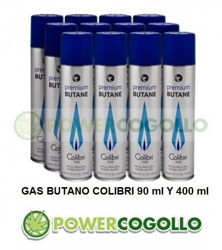Gas Colibri 90ml (Butano) 0