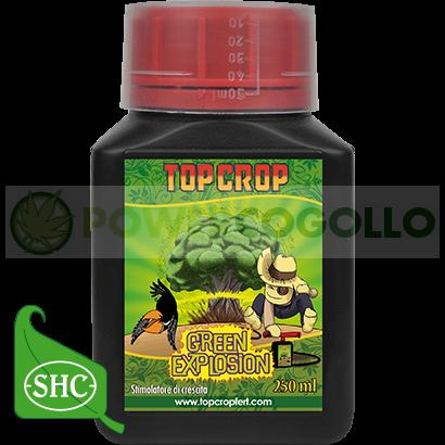 GREEN EXPLOSION de TopCrop ABONO DE CRECIMIENTO 0